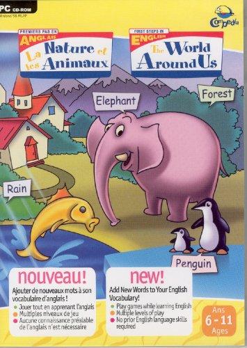 Anglais la nature et les animaux / English the world around us