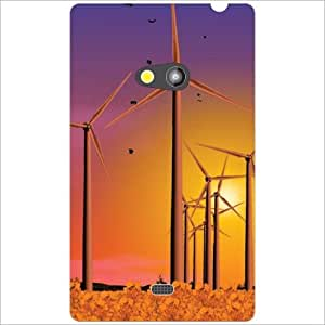 Nokia Lumia 625 Back Cover - Refinery Designer Cases