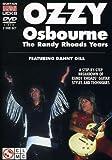 Ozzy Osbourne: The Randy Rhoads Years Legendary Licks