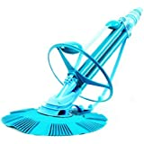 XtremepowerUS Automatic Pool Cleaner Vacuum-generic Kreepy Krauly Climb Wall Pool Cleaner