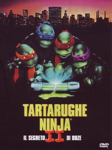 Tartarughe ninja II - Il segreto di Ooze [IT Import]