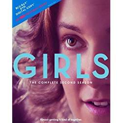 Girls: The Complete Second Season (Blu-ray/DVD Combo + Digital Copy)