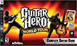 PS3 Guitar Hero World Tour Guitar Kit