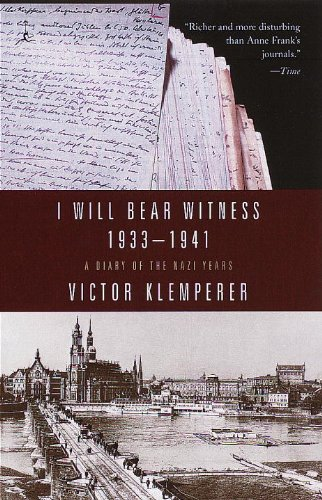 Image of I Will Bear Witness