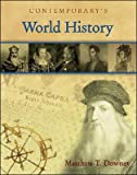 img - for Contemporary's World History book / textbook / text book