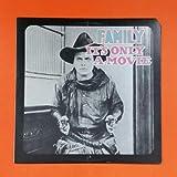 FAMILY It's Only A Movie 1973 UA LA181 F LP Vinyl VG Cover VG+