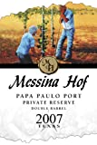 2007 Messina Hof Winery Papa Paulo Port Private Reserve 750 mL