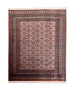 Navaei & Co. Alfombra Kashmir Rojo/Multicolor 264 x 189 cm