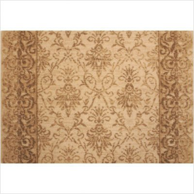 Stanton Carpet Alexander Runner, Cameo, 2-Foot-2-Inch-by-6-Foot