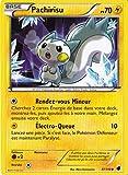 carte Pokémon Pachirisu 70 PV 37/116 GLACIATION PLASMA NEUF FR
