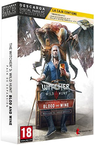 The Witcher 3: Wild Hunt - Blood And Wine Expansion Pack 2