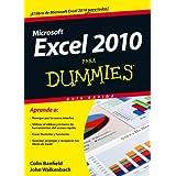 Excel 2010 para Dummies: Guía rápida