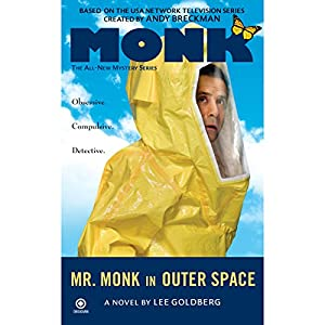 Mr. Monk in Outer Space Audiobook