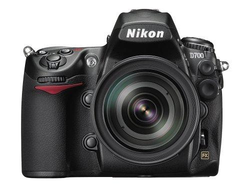 Nikon D700 (with 24-120mm VR Lens)
