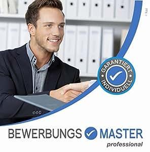 BEWERBUNGSMASTER professional 2016 (auf CD) // Direkt vom Hersteller