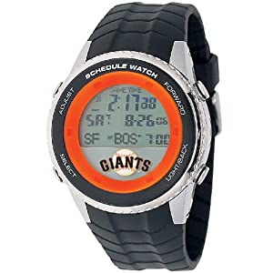 MLB Mens MLB-SW-SF Schedule Series San Francisco Giants Watch by Game Time
