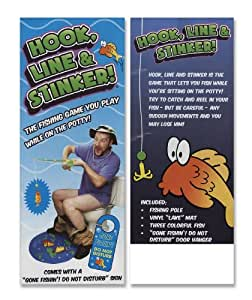 Hook, Line, and Stinker SKUNK Funny