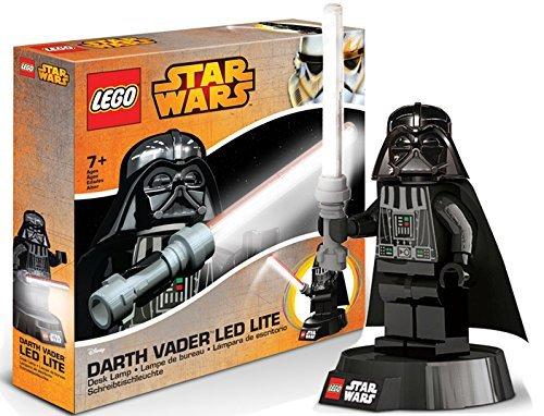 LEGO/レゴ スターウォーズ LEDデスクランプ 【LGL-LP2B】
