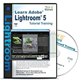 Adobe Photoshop Lightroom 5 Tutorial Training on 2 DVDs
