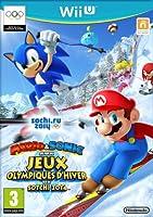Mario et Sonic aux Jeux Olympiques d'hiver de Sotchi 2014