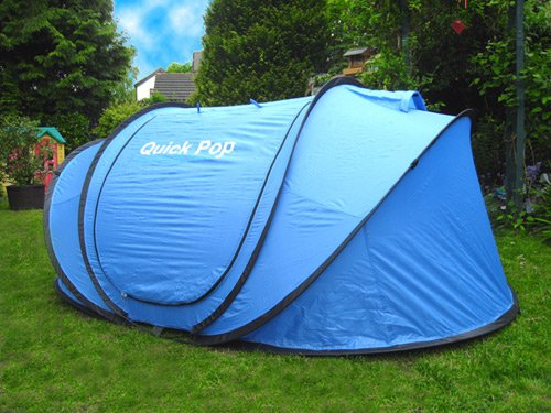 Quick Pop - 2 Man Pop Up Festival Tent