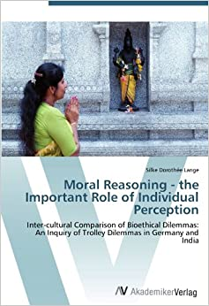Moral reasoning the important role of individual for Moral development 0 19