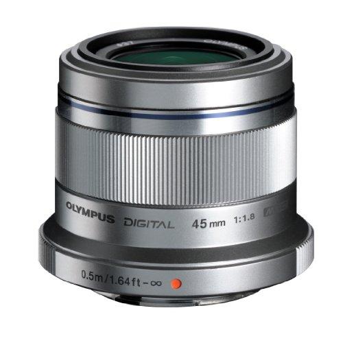 Olympus M. Zuiko Digital ED 45mm f/1.8 Lens for