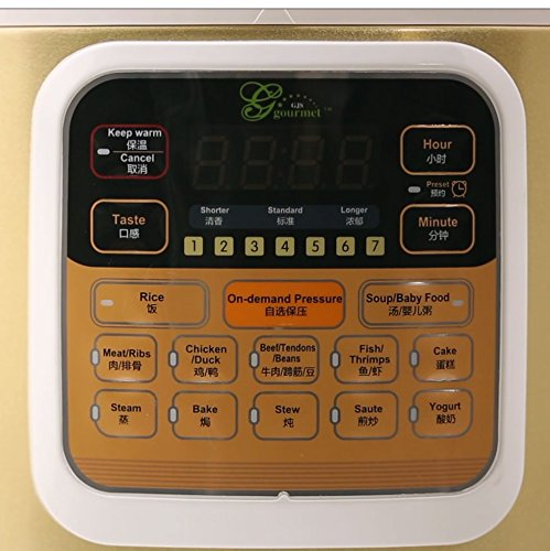 farberware 7 in 1 programmable pressure cooker manual