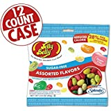 Jelly Belly Sugar Free Beans - Assorted 12CT Case