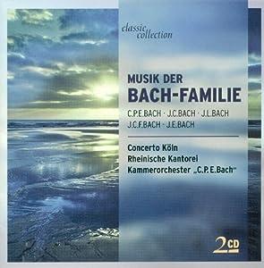 Musik Der Bach-Familie