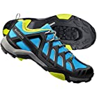 Shimano 2014 Men's Multi-Use/Touring Mountain Bike Shoes - SH-MT34B (Blue - 45)