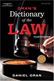 Oran's Dictionary of the Law (West Legal Studies)