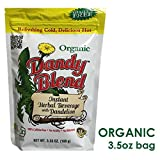 Dandy Blend Instant Herbal Beverage with Dandelion - Organic 3.53 oz (100 grams) Pkg