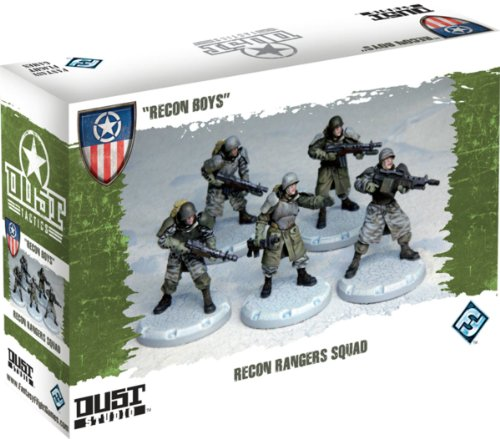 Dust Tactics: Recon Boys