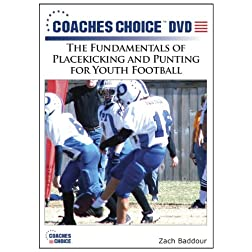 The Fundamentals of Placekicking and Punting for Youth Football