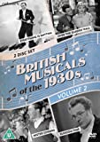 British Musicals Of The 1930s: Volume 2 [DVD]