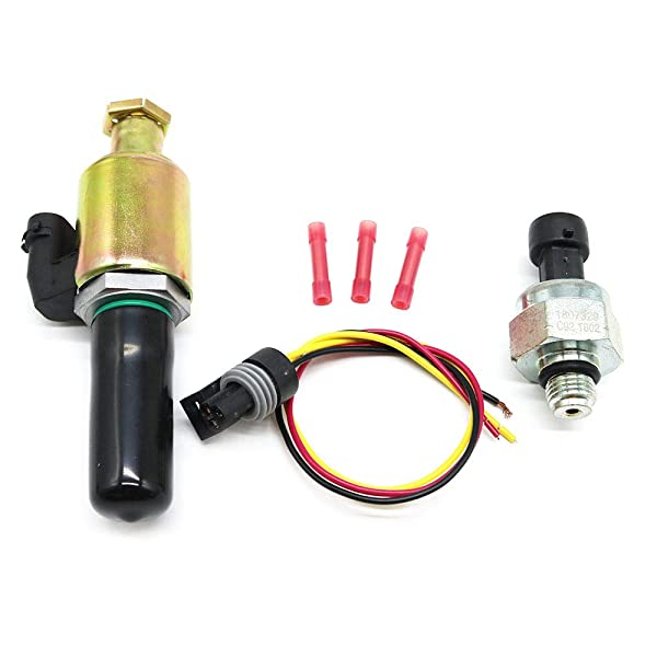 Injection Control Pressure ICP Sensor Fit for Ford 7.3L Powerstroke Pigtail US
