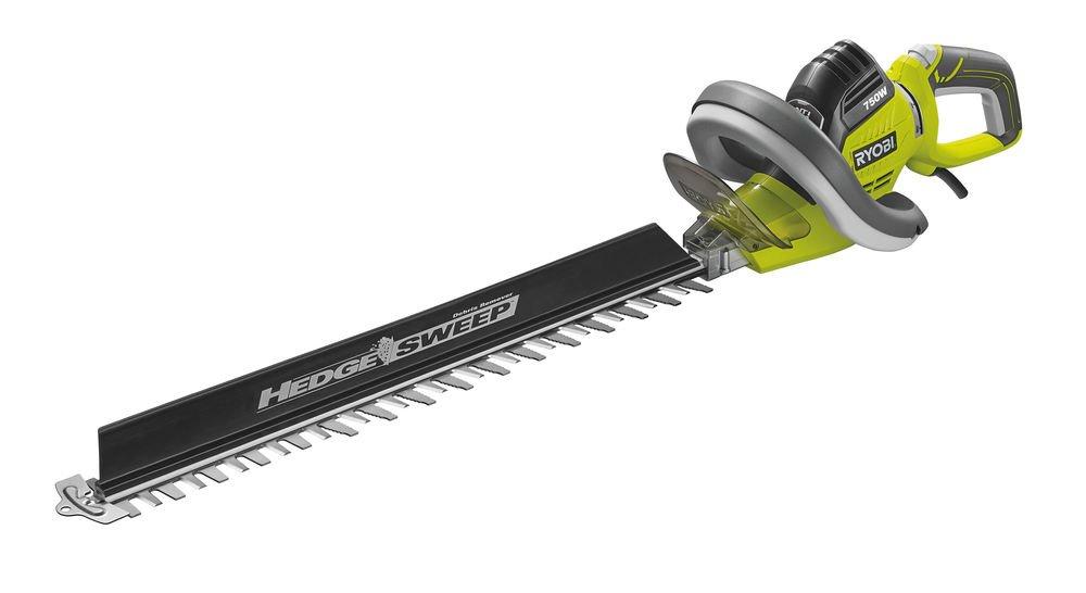 Ryobi ElektroHeckenschere RHT7565RL 750 W, 5133002125  BaumarktÜberprüfung und Beschreibung