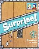 Surprise 4 course book pack con multirom