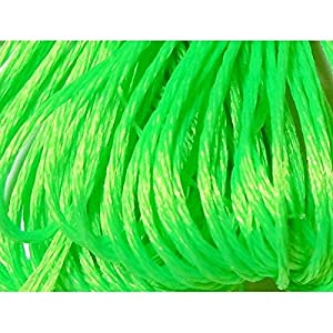 (Ship from USA) DMC Light Effects Embroidery Floss Color E990 Neon Green Fluorescent Effects *PLKHG484UY1019 from Usongs Trading INC