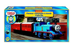 Hornby R9271 Thomas and Friends Passenger and Goods 00 Gauge Electric Train Set from Hornby Hobbies Ltd