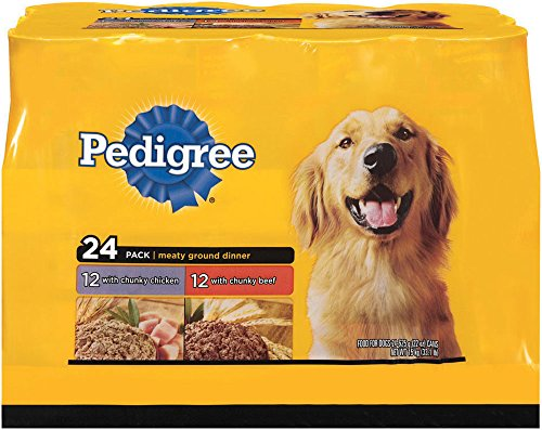 pedigree-meaty-ground-dinner-multipack-chicken-and-beef-canned-dog-food-22-ounces-pack-of-24