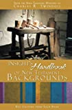 img - for Insight's Handbook of New Testament Backgrounds: Key Customs from Each Book book / textbook / text book