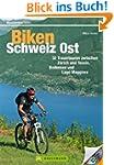 Mountainbike Touren in der Ostschweiz...