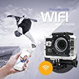 EKOO® E3 SJ4000 WIFI Wireless Waterproof HD 1080P Sports Action Video Camera with Mini LCD