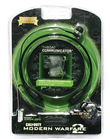 Call of Duty: Modern Warfare 2 Throat Communicator for Xbox 360