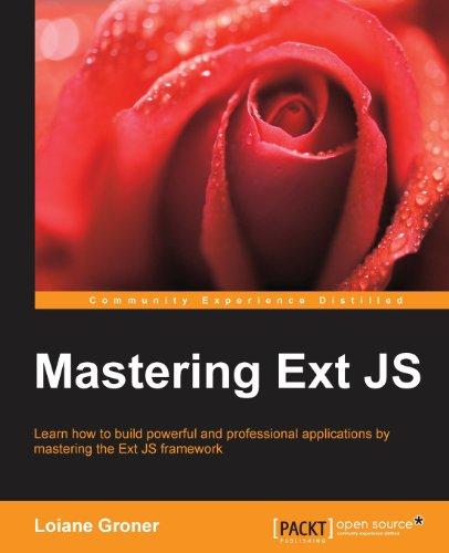 Mastering Ext JS