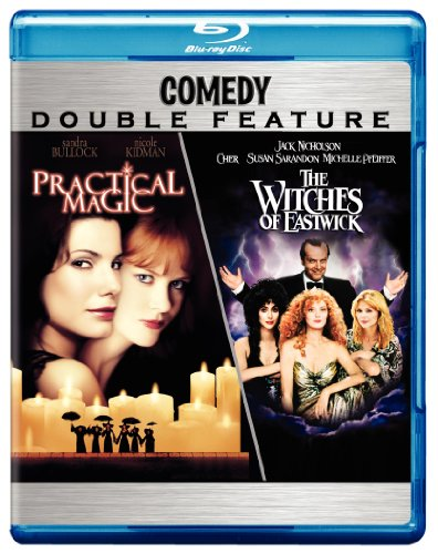 Cover art for  Practical Magic / The Witches of Eastwick (Double Feature) [Blu-ray]