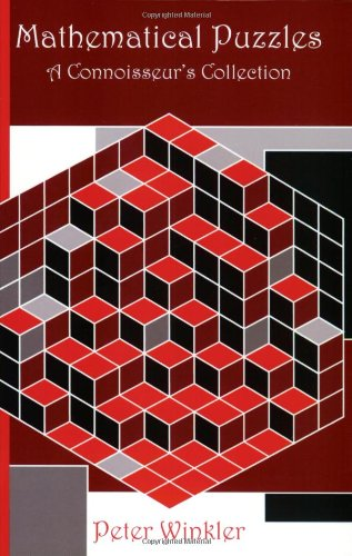 Mathematical Puzzles: A Connoisseur's Collection