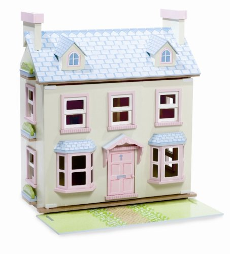 Le Toy Van Wooden Mayberry Manor Doll's House